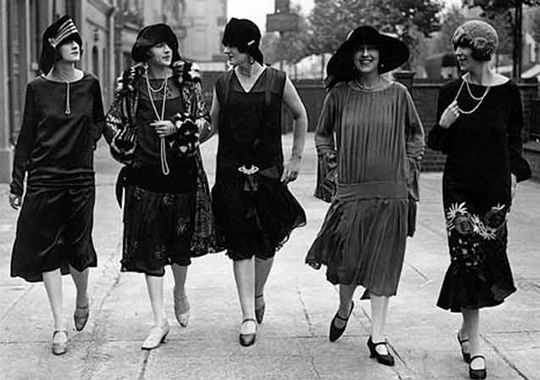 mode jaren 1920